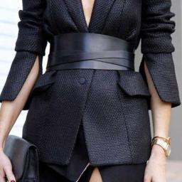 Tendance: la ceinture corset.